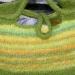 Grün-gelbe Fashion Trend FINO