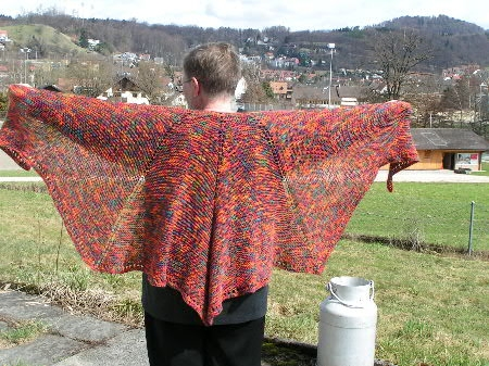 Mini Shawl